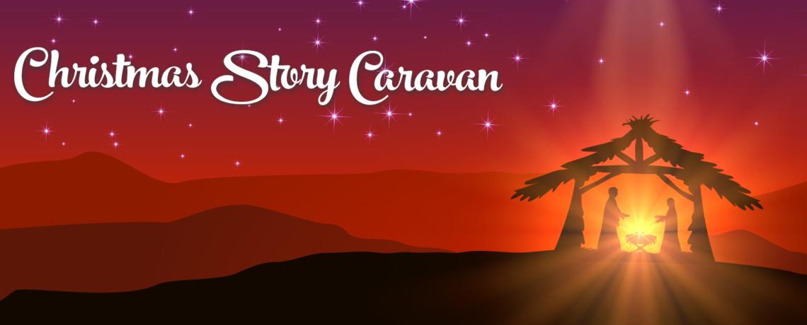Christmas Story Caravan – Dec. 6th